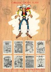 Verso de Lucky Luke -13b1966- Le juge