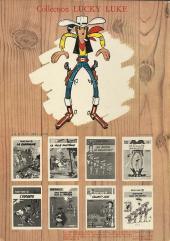 Verso de Lucky Luke -11b79- Lucky Luke contre Joss Jamon