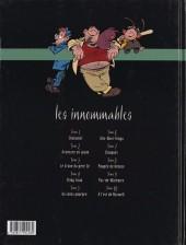 Verso de Les innommables (Série actuelle) -10- À l'est de Roswell