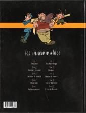 Verso de Les innommables (Série actuelle) -6- Alix-Noni-Tengu
