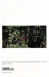 Verso de Fatale (Brubaker/Phillips, 2012) -3- Fatale #3