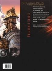 Verso de Nocturnes rouges -7- Un soupçon d'humanité