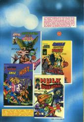 Verso de Les géants des super-héros -5- Zatanna et Batman