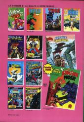 Verso de Les géants des super-héros -9- Green Lantern et Batman