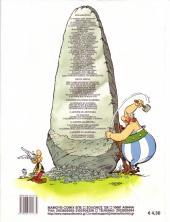 Verso de Astérix (en langues étrangères) -12Grec- Ο Αστερίκος στους Ολυμπιακούς Αγώνες (O Asteríkos stous Olimpiakoús Agónes)