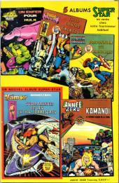 Verso de Hulk (3e Série - Arédit - Gamma) -2- Un enfer pour Hulk