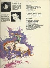 Verso de Comanche -7a1978'- Le doigt du diable