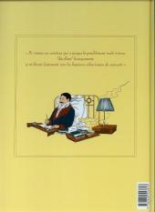 Verso de À la recherche du temps perdu (Heuet) -21a- À l'ombre des jeunes filles en fleurs (1)