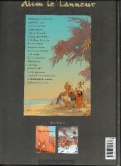 Verso de Alim le tanneur -2a2006- Le vent de l'exil