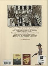 Verso de Lincoln -2a- Indian tonic