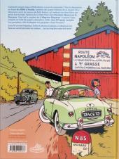 Verso de Jacques Gipar (Une aventure de) -3- Une 2CV pour Luciano