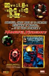Verso de Ultimate Spider-Man (2e série - Hors Série) -4- Post mortem