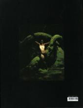 Verso de (AUT) Frazetta - Frank Frazetta : Heroic fantasy
