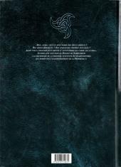 Verso de Le donjon de Naheulbeuk -1b- Première saison, partie 1