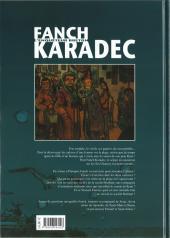 Verso de Fanch Karadec l'enquêteur breton -2- L'affaire malouine