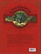 Verso de Le voyage Extraordinaire -1- Tome 1 - Le Trophée Jules Verne 1/3
