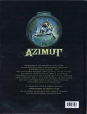 Verso de Azimut (Lupano/Andréae) -1- Les Aventuriers du temps perdu