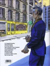 Verso de Revanche -1- Société Anonyme