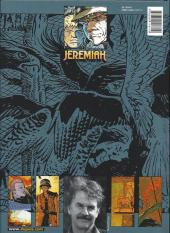 Verso de Jeremiah -1e- La nuit des rapaces