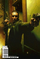 Verso de Punisher MAX (Marvel comics - 2004) (The) -INTHC1- Volume 1