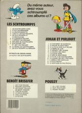 Verso de Les schtroumpfs -10a1983/11- La soupe aux schtroumpfs