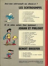 Verso de Les schtroumpfs -3b72- La schtroumpfette