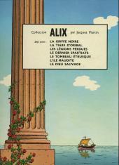 Verso de Alix -3b1970- L'île maudite