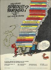 Verso de Spirou et Fantasio -17d82- Spirou et les hommes-bulles