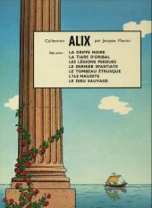 Verso de Alix -8a1970- Le tombeau étrusque