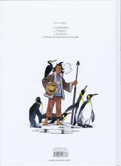 Verso de Esteban -4- Prisonniers du bout du monde