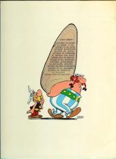Verso de Astérix -15a1971- La zizanie