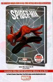 Verso de Ultimate Comics Spider-Man (2011) -8- Issue 8
