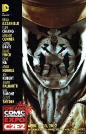 Verso de Batman (2011) -7- The talons strike!