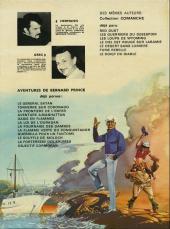 Verso de Bernard Prince -10a1978- Le Souffle de Moloch