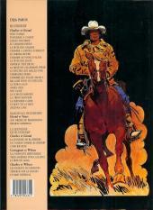 Verso de Blueberry -6d1995- L'homme à l'étoile d'argent