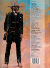Verso de Blueberry -8d1999- L'homme au poing d'acier