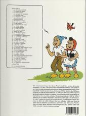 Verso de Sylvain et Sylvette -8b- Drôle de corrida