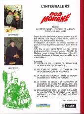 Verso de Bob Morane 6 (Ananké/Miklo) -INT03TT- L'Intégrale 03