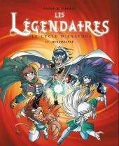 Verso de Les légendaires -FL6- Versus inferno / renaissance