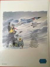 Verso de Tanguy et Laverdure -6c1978- Canon bleu ne répond plus