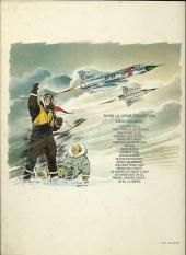 Verso de Tanguy et Laverdure -4a78- Escadrille des cigognes