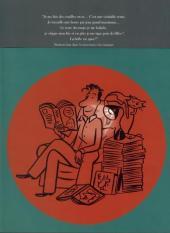 Verso de Monsieur Jean -HS2b- La théorie des gens seuls