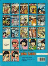 Verso de Yoko Tsuno -12a87- La proie et l'ombre
