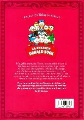 Verso de La dynastie Donald Duck - Intégrale Carl Barks -7- Une affaire de glace et autres histoires (1956 - 1957)