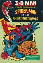 Verso de Les défenseurs (1re série - Arédit - Artima Color Marvel Super Star) -1- Les Défenseurs