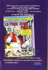 Verso de Les défenseurs (1re série - Arédit - Artima Color Marvel Super Star) -7- Mandrill contre-attaque