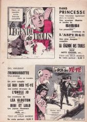 Verso de Frimousse et Frimousse-Capucine -193- Le duc a disparu