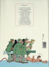 Verso de Les femmes en Blanc -9a1995- Piquées de grève