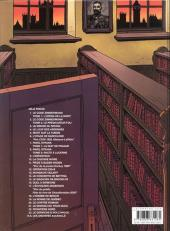 Verso de Victor Sackville -HS2- Les archives Sackville