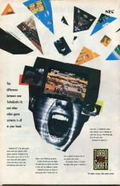 Verso de Justice League Europe (1989) -8- Showdown